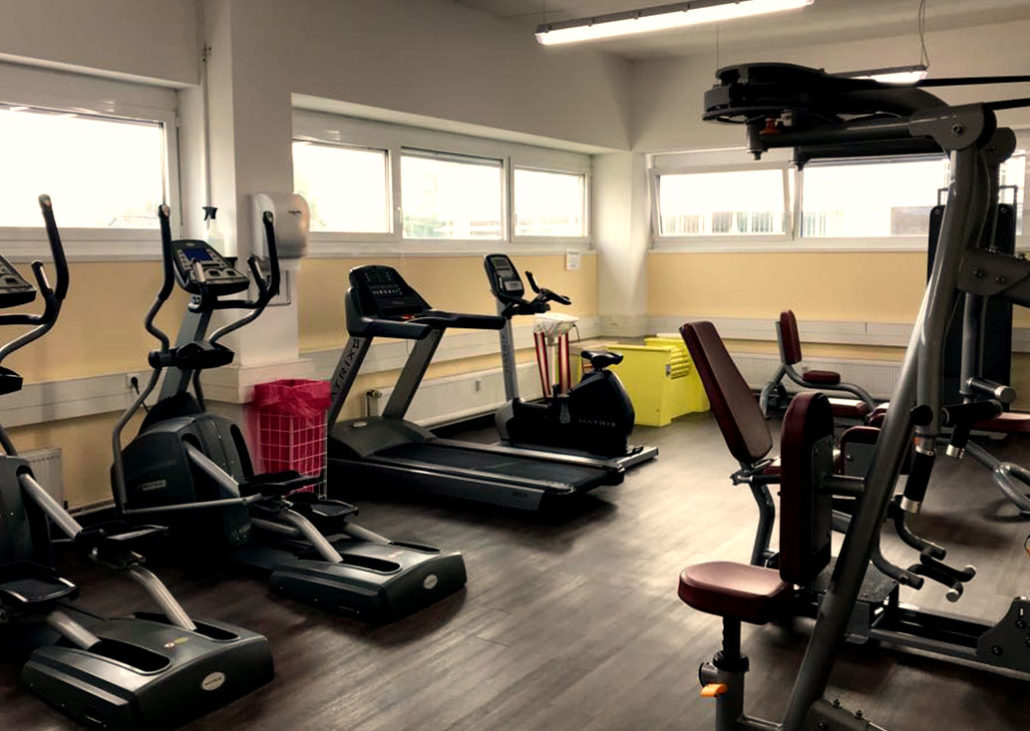 Luxus fitnesscenter  Studio Rüsselsheim - FITPUR