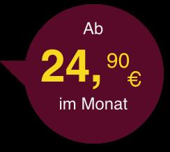 Fitpur Rüsselsheim ab 24,90€ im Monat